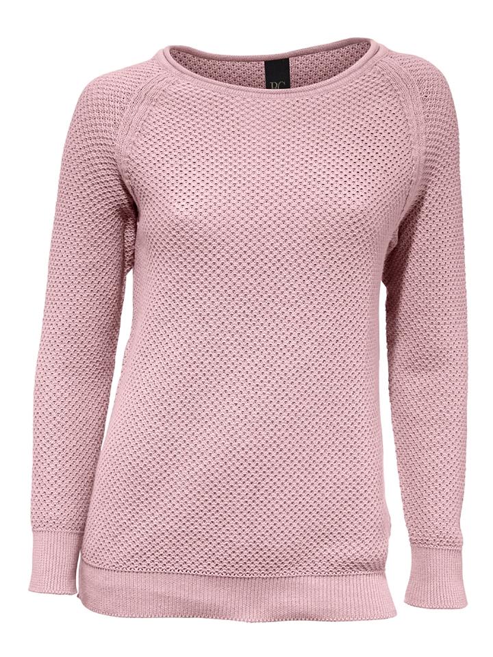 Heine Casual Pullover met ronde hals voordelig en veilig online kopen