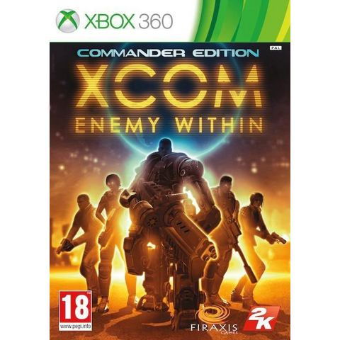 XBOX 360 Game XCOM Enemy Within (Add-On)