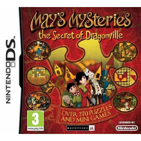 May's Mysteries - The Secret of Dragonville