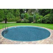 clear pool rond zwembad »premium ibiza«, 2-dlg, in 7 afmetingen met easy change system wit