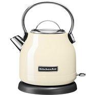 kitchenaid waterkoker 5kek1222eac in crème wit