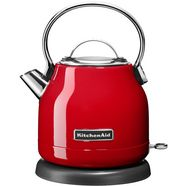 kitchenaid waterkoker 5kek1222eer in empire-rood rood