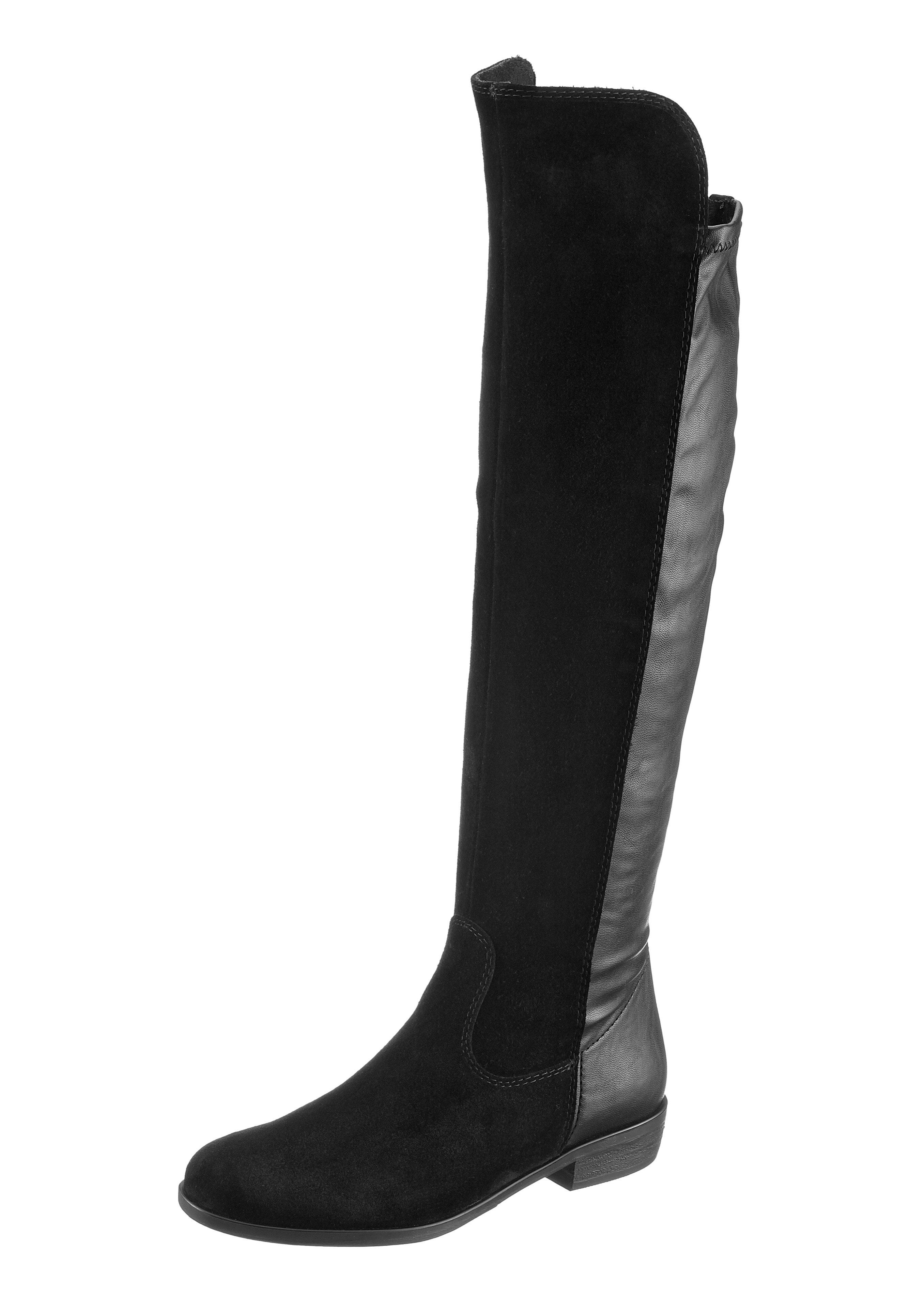 Tamaris Overknee-laarzen nu online bestellen