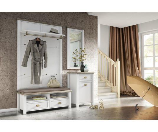 home affaire kapstokpaneel chateau makkelijk besteld otto. Black Bedroom Furniture Sets. Home Design Ideas