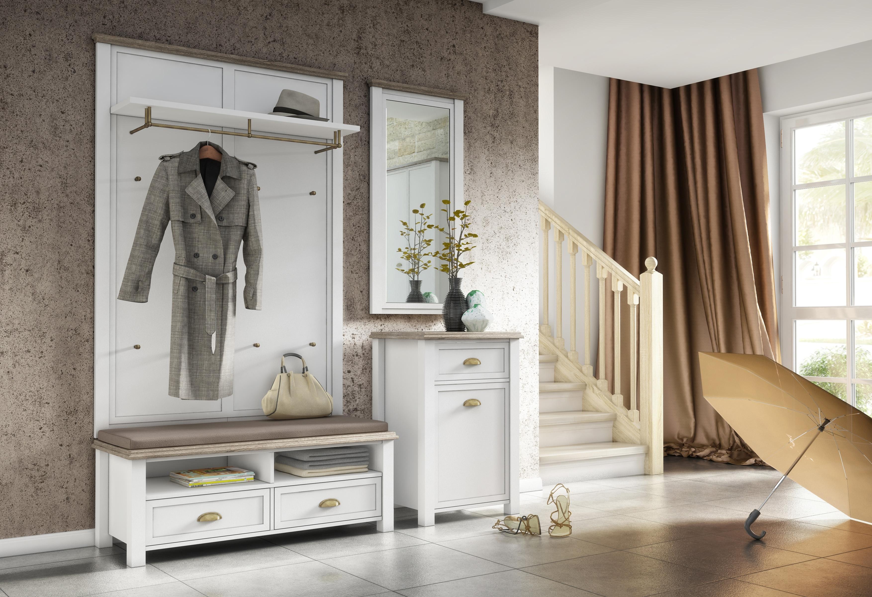kapstok kopen meer dan 300 verschillende kapstokken otto. Black Bedroom Furniture Sets. Home Design Ideas