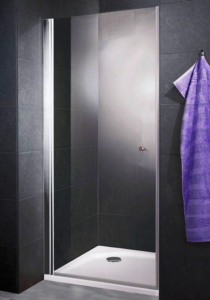 Schulte nisdeur liaan« douchedeur met verstelbereik van cm