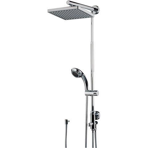 Sanitair Set: Douchesystemen Rain 436310