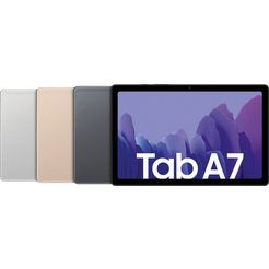samsung »galaxy tab a7 lte (sm-t505n)« tablet grijs