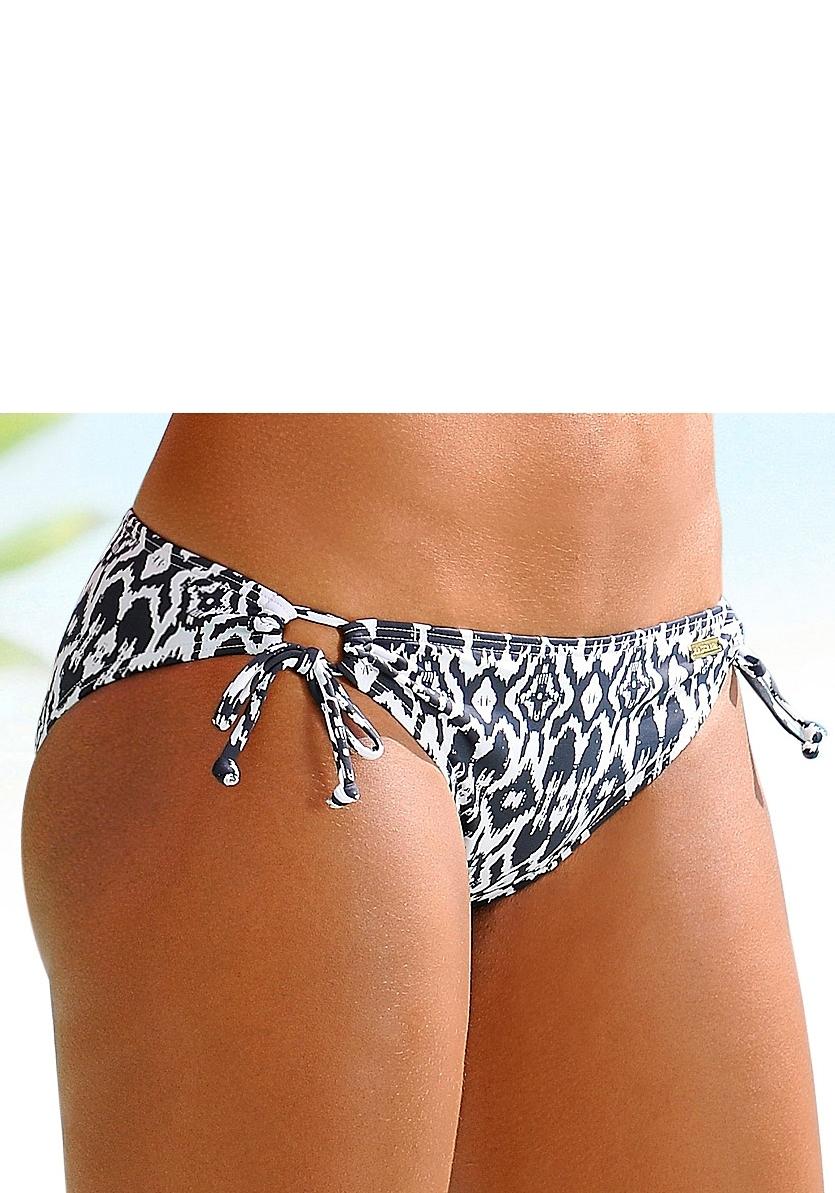 LASCANA Bikinibroekje met strikbandjes opzij in de webshop van OTTO kopen
