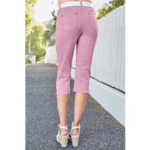 CHEER Capri-jeans met 2 steekzakken