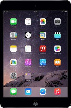 iPad mini 2 WIFI 32GB, iOS 7, Dual-Core-Prozessor