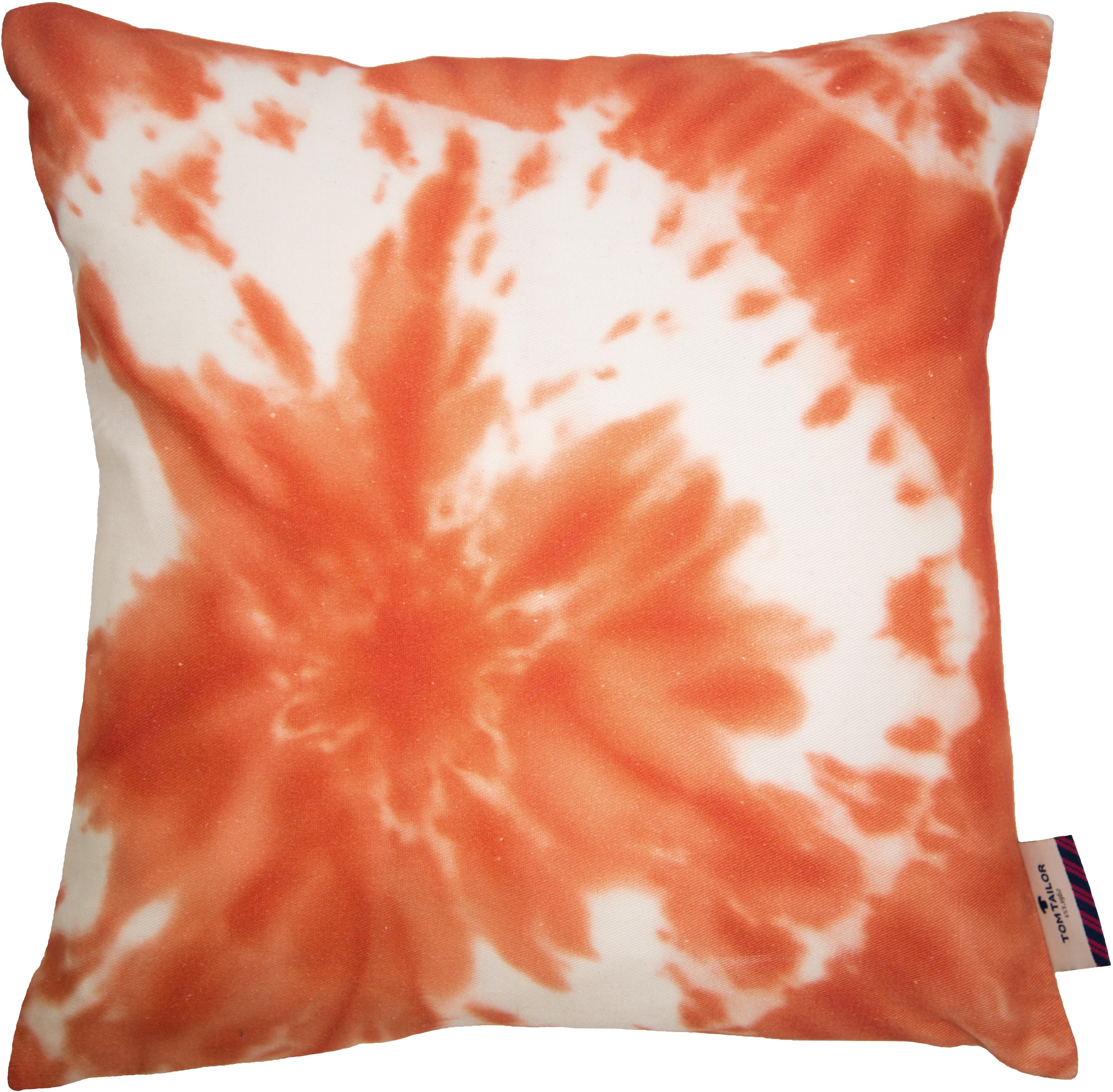 Tom Tailor sierkussen Batic Flower (1 stuk) voordelig en veilig online kopen