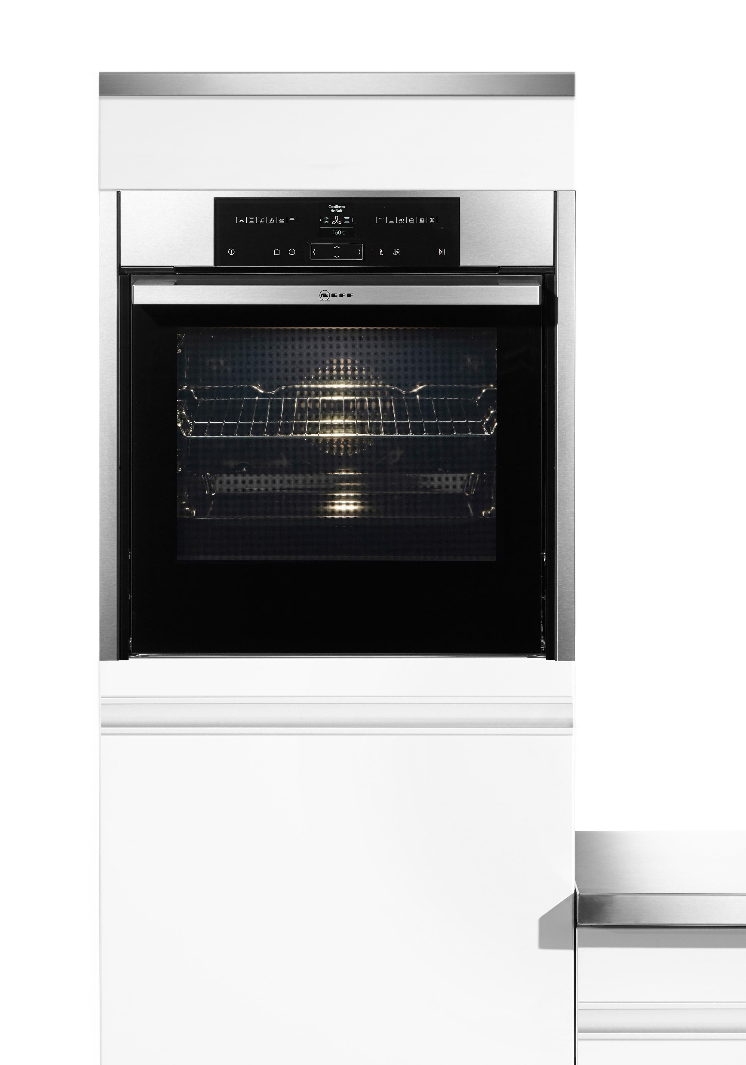 neff oven met pyrolyse zelfreiniging bcr 5522 n. Black Bedroom Furniture Sets. Home Design Ideas