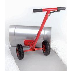 sz metall sneeuwruimer rood