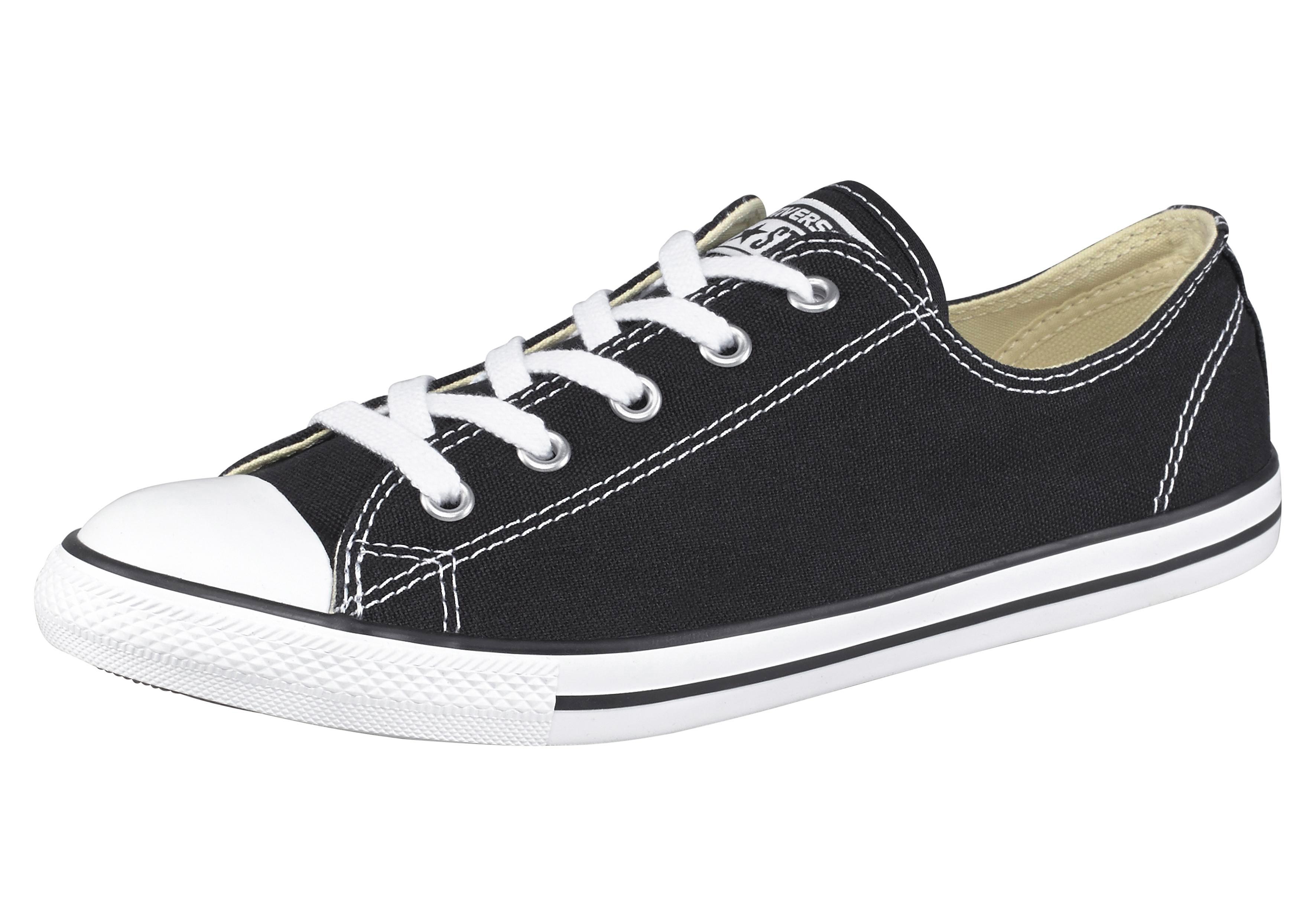 82b1a2e864c ... CT All Star Ballet Lace, CONVERSE Sneakers All Star Basic Leather,  Converse sneakers »Chuck Taylor Basic Leather Ox«, CONVERSE Sneakers in  plat model, ...