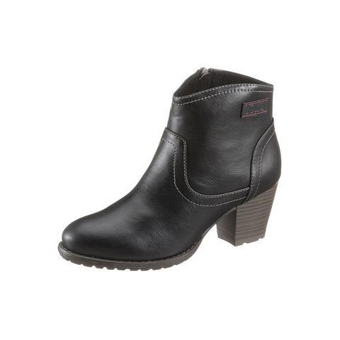 Dames schoen: S.OLIVER Laarsjes met voering van textiel