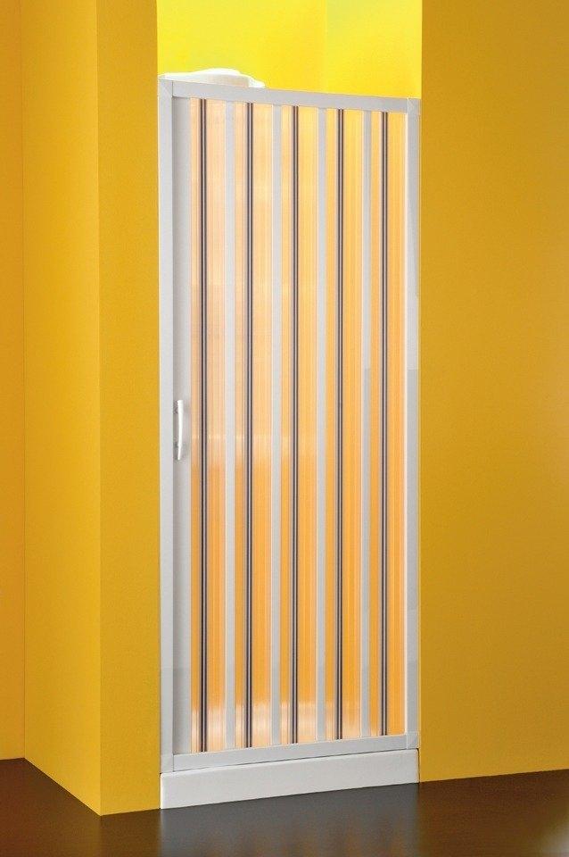 Nisdeur »Met klapdeur«, Douchedeur met verstelbereik van 80 - 100 cm ...