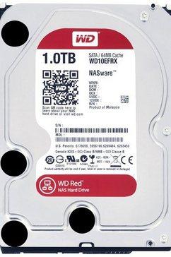 """Schijf HI 3.5"""" 1TB Red SATA600"""