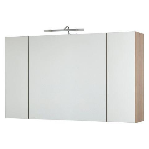 Badkamerkasten Spiegelkast Malm� 100 Zentimeter 394742