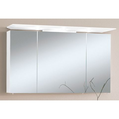 kast witte badkamer spiegelkast 75
