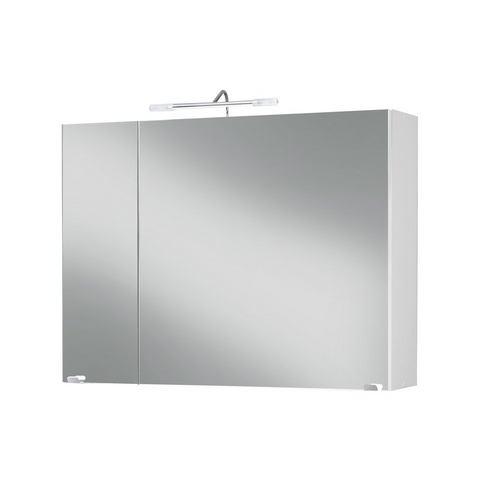 kast Malmö C witte badkamer spiegelkast 28