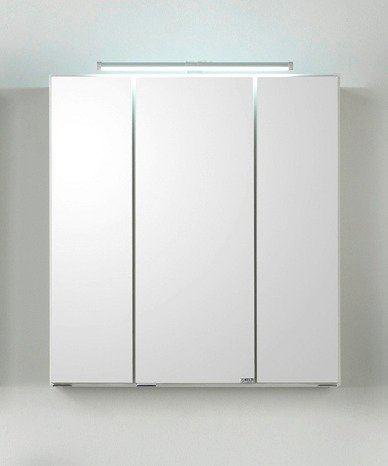 kast Siena witte badkamer spiegelkast 70