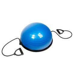 half ball met trekbanden, »sp-gb-001«, sportplus blauw
