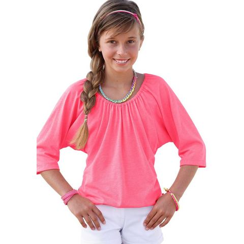 CFL Shirt met vleermuismouwen voor meisjes
