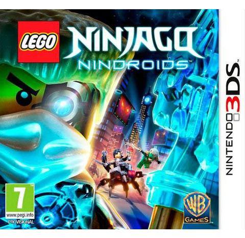 LEGO, Ninjago Nindroids  3DS