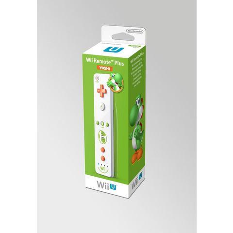 WII U afstandsbediening Controller Plus Yoshi