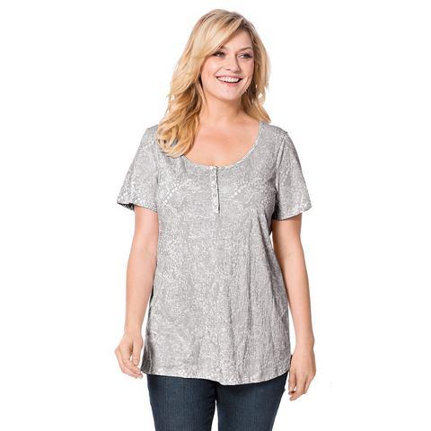 SHEEGO CASUAL etskant-shirt