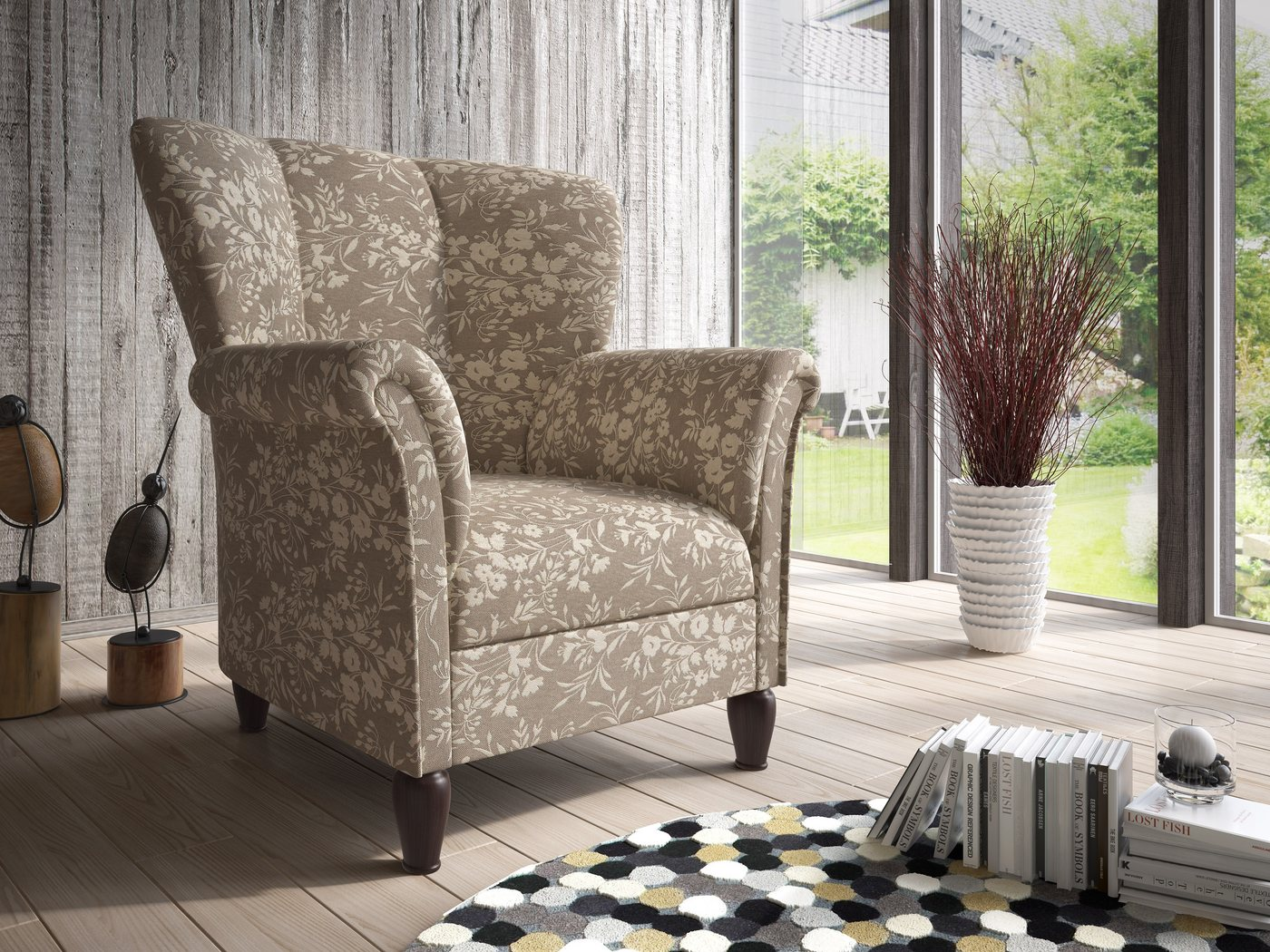HOME AFFAIRE Relaxfauteuil Strawinsky
