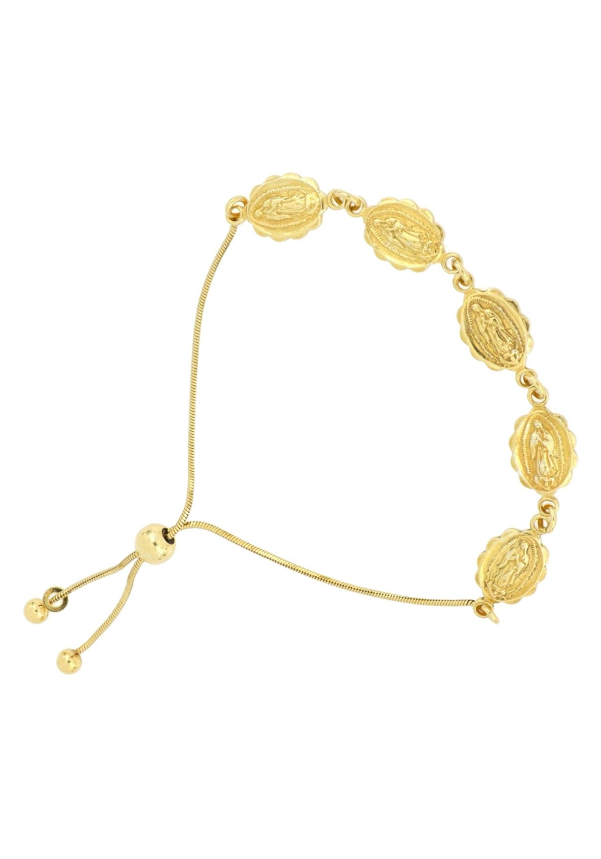 Firetti Armband Maritieme afbeelding, platte ovale schakels, glans, verguld nu online kopen bij OTTO