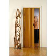 kunststof vouwdeur »monica«, bxh: 83x204 cm, eikenkleur-pastel zonder raam 2014