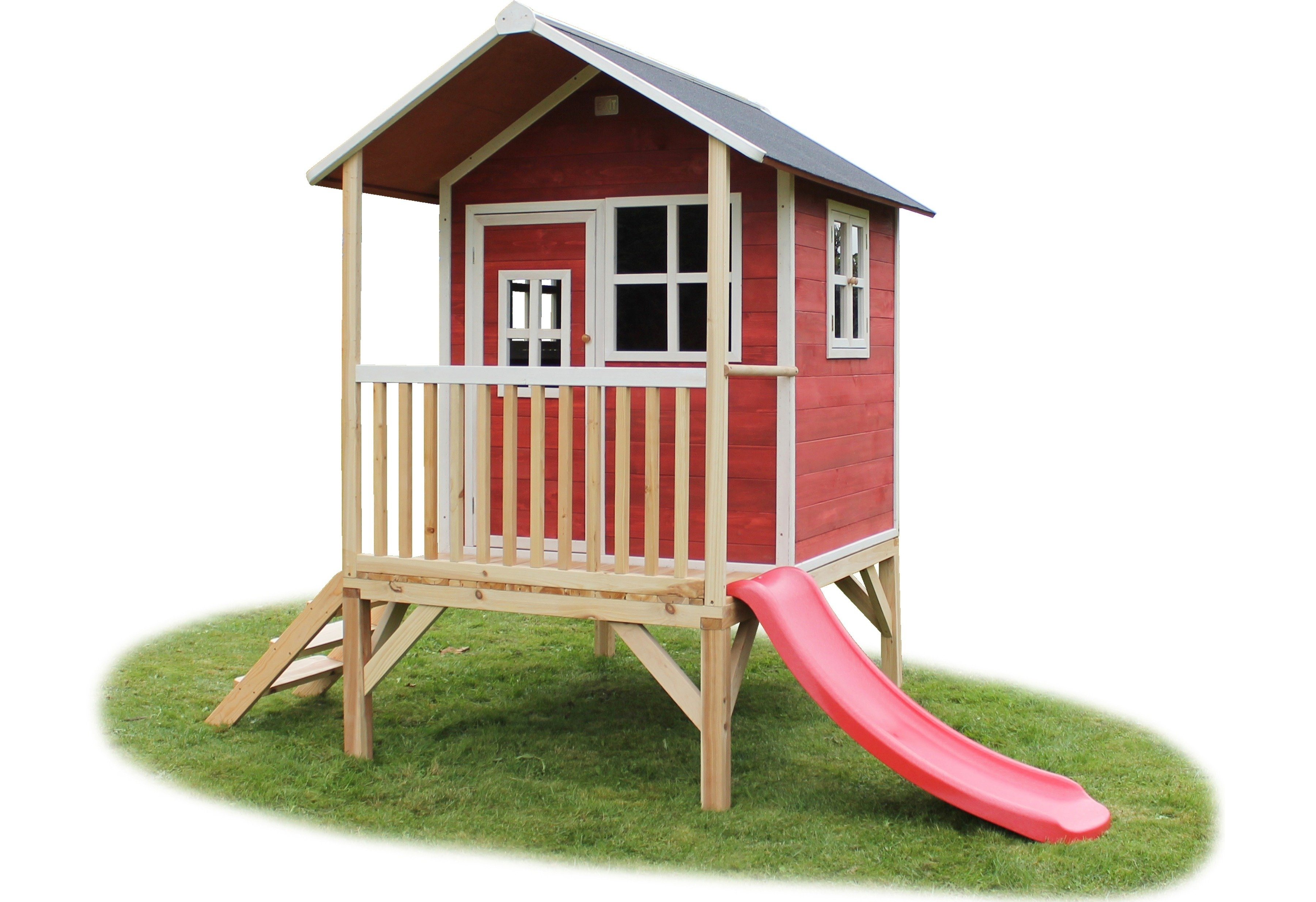 Huis op palen loft 300 online verkrijgbaar otto - Huis loft ...