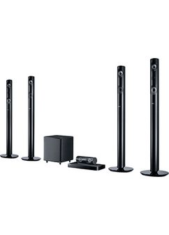 HT-J5550W/EN thuisbioscoop, 3D Blu-ray speler, 1.000 W, 3D, WLAN, Bluetooth