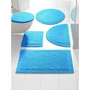 badmat blauw