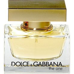 eau de parfum spray, dolce  gabbana, 'the one' goud