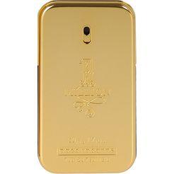 eau de toilette, paco rabanne, 'one million' goud