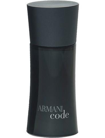 Giorgio Armani Black Code For Men Eau De Toilette 50ml