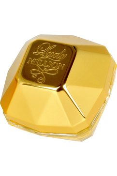 paco rabanne eau de parfum lady million goud