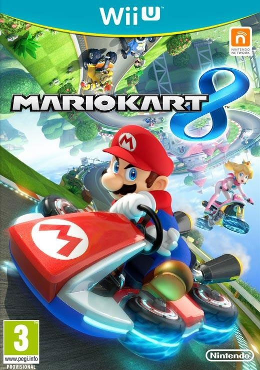 NINTENDO WII U Game Mario Kart 8 - verschillende betaalmethodes