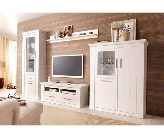 home affaire tv lowboard breedte 130 cm online bestellen otto. Black Bedroom Furniture Sets. Home Design Ideas