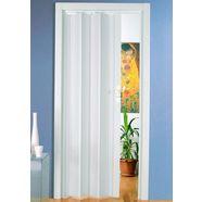 kunststof vouwdeur wit