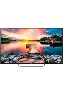 KDL-65W855C, LED TV, 164 cm (65 inch), 1080p (Full HD), Smart-TV