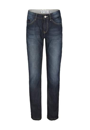 s.Oliver Junior Seattle: extra soft dark jeans voor jongens