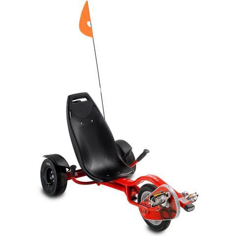 Triker Pro 100 red