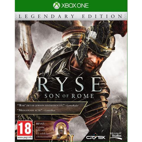 Ryse: Legendary Edition