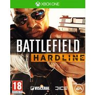 xbox one game battlefield hardline multicolor