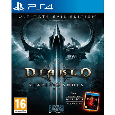 PS4 Diablo 3: Reaper of Souls Ultimate Evil Edition